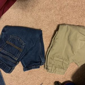 2 t jeans and khakis
